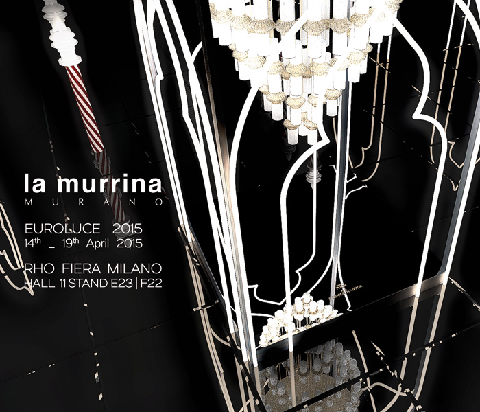 LA MURRINA | EUROLUCE 2015