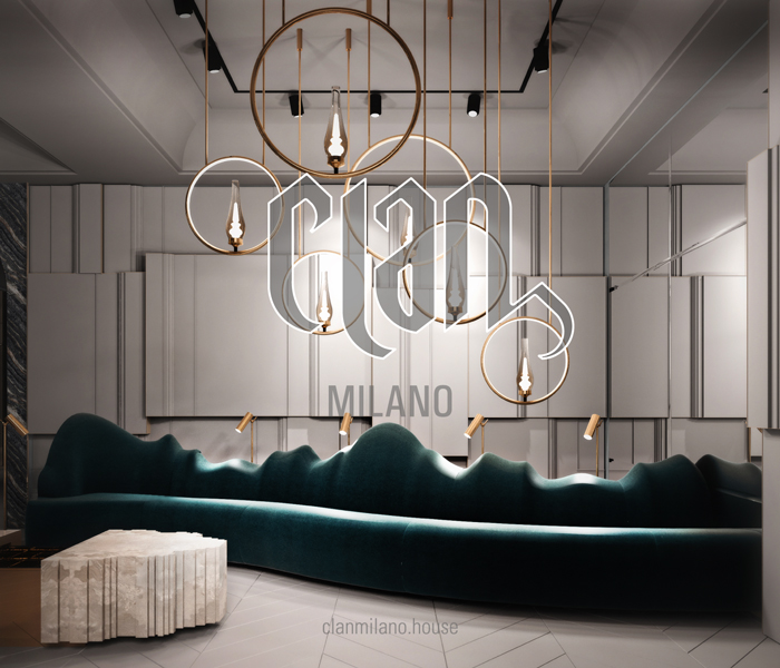 CLAN MILANO | NEW SHOWROOM