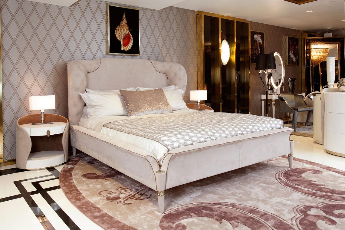 Bedroom Set Marble Top
